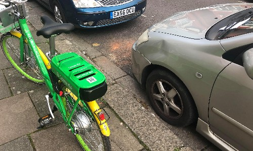 Lime e-bike company won't pay for £900 damage to my car