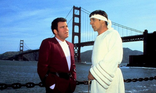 My favourite film aged 12: Star Trek IV: The Voyage Home