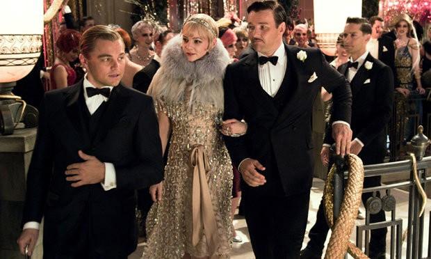 Gatsby - Magazine cover