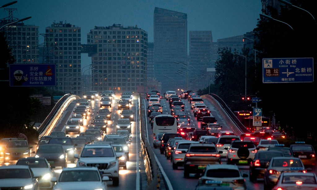 Air pollution in China back to pre-Covid levels and Europe may follow