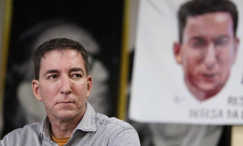 Glenn Greenwald resigns from the Intercept over 'editorial freedom'