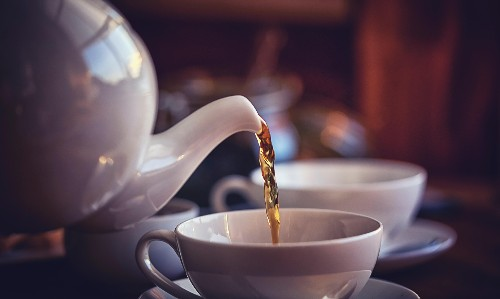 How do you make the perfect cup of tea?