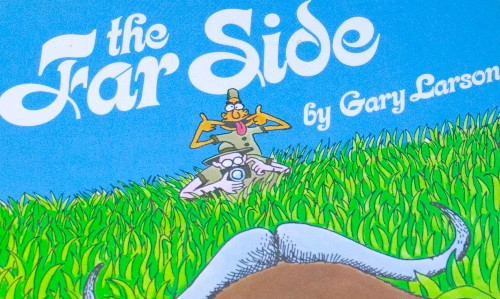 The Far Side trails 'new online era' for Gary Larson's beloved cartoons
