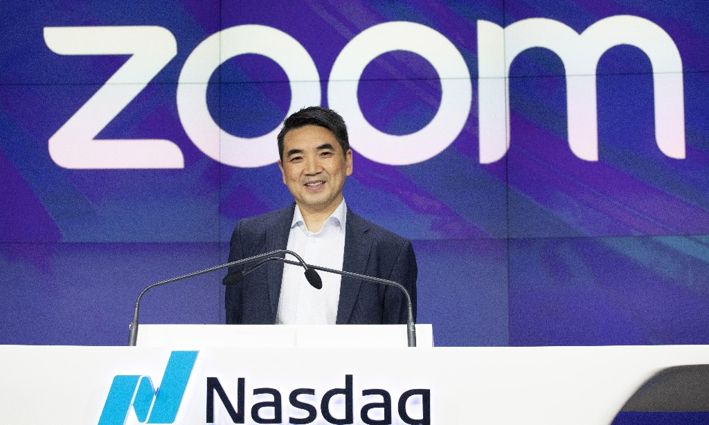 Zoom booms as demand for video-conferencing tech grows