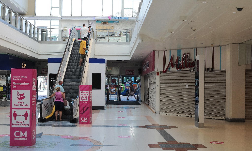 Return to work is too late to save city centre stores, warn retailers