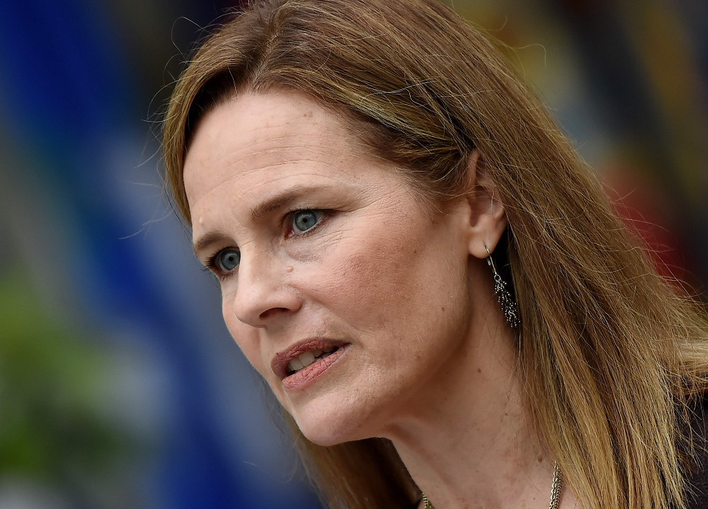 Amy Coney Barrett's appointment is a wake-up call for women voters
