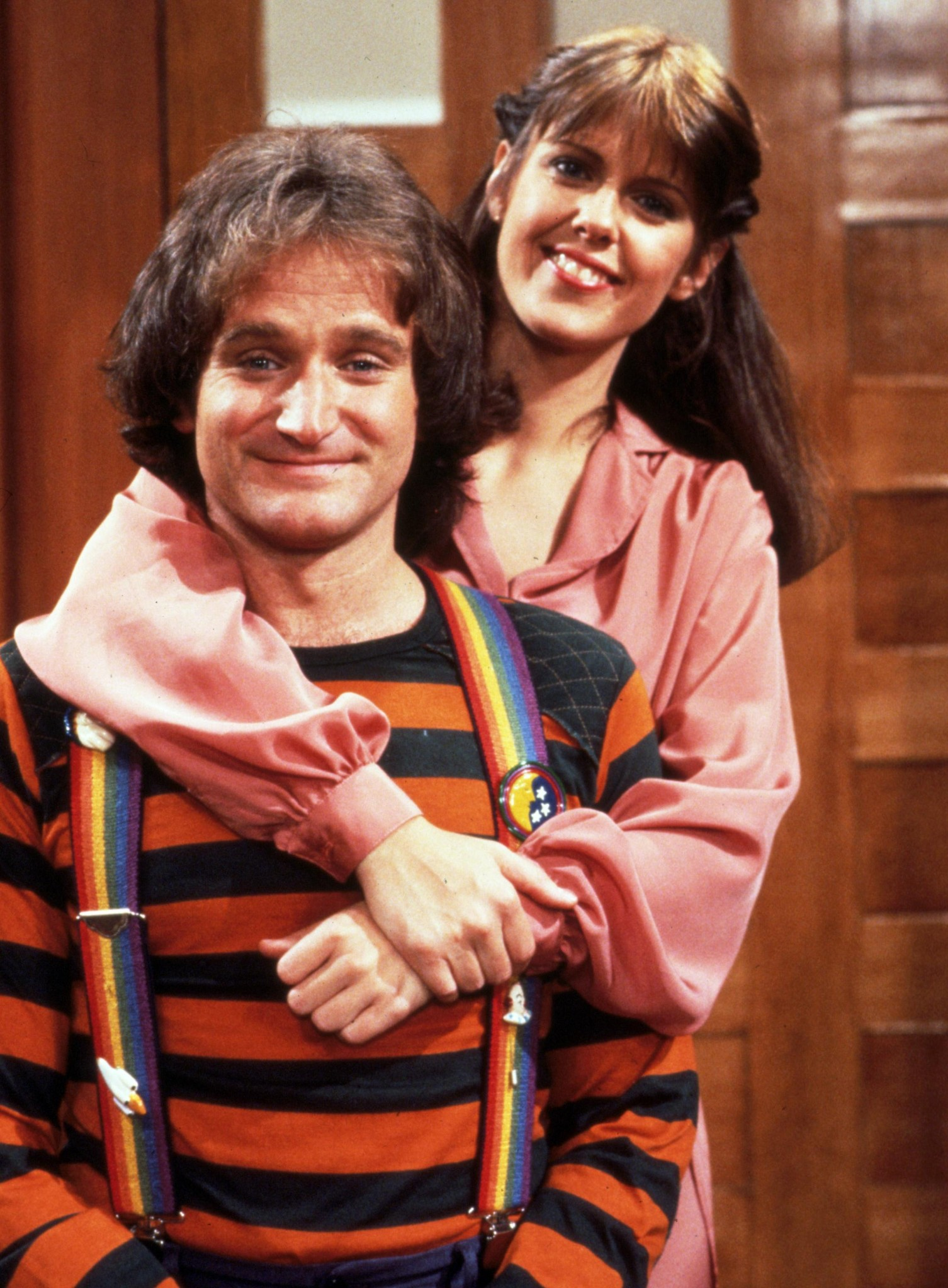 Robin Williams groped and flashed me on set, says Mork & Mindy co-star