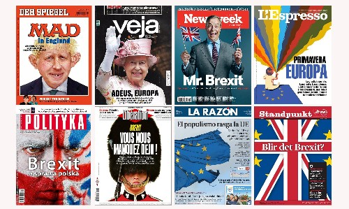 'Something resembling hell': how does the rest of the world view the UK?