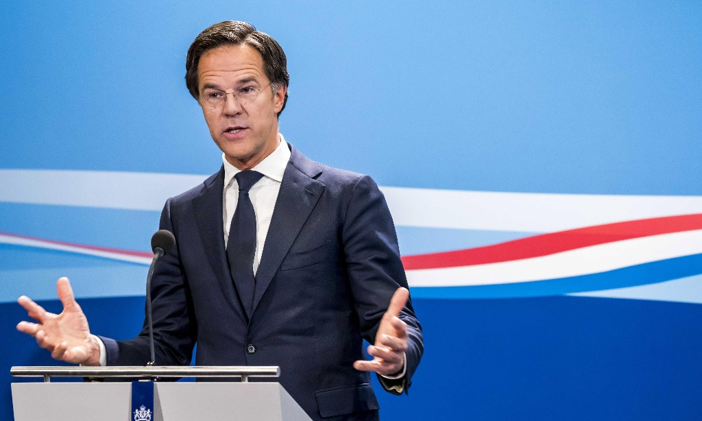 Dutch PM Mark Rutte did not visit dying mother due to Covid-19 restrictions