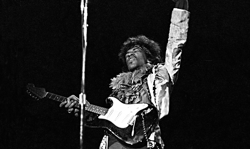 Jimi Hendrix, Monterey Pop 1967: a live performance never bettered