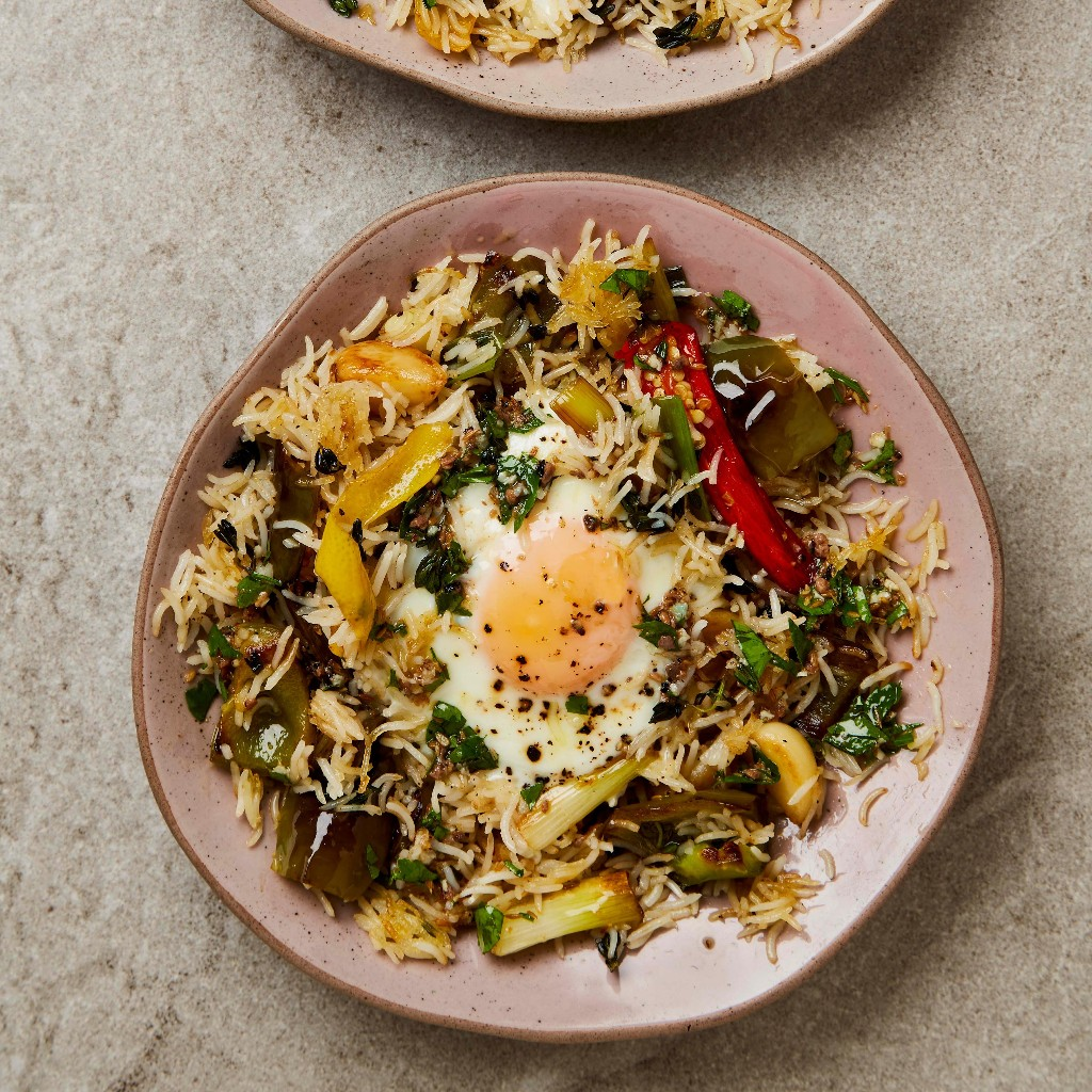 Yotam Ottolenghi's favourite rice recipes