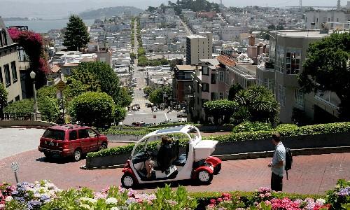 San Francisco,  California - Cover