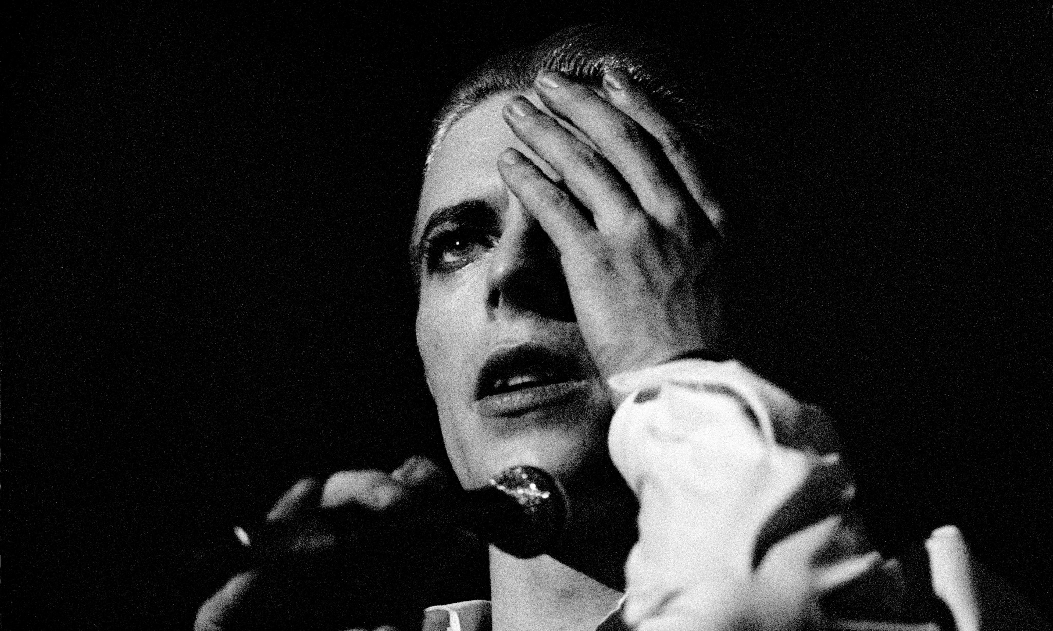My David Bowie, alive for ever