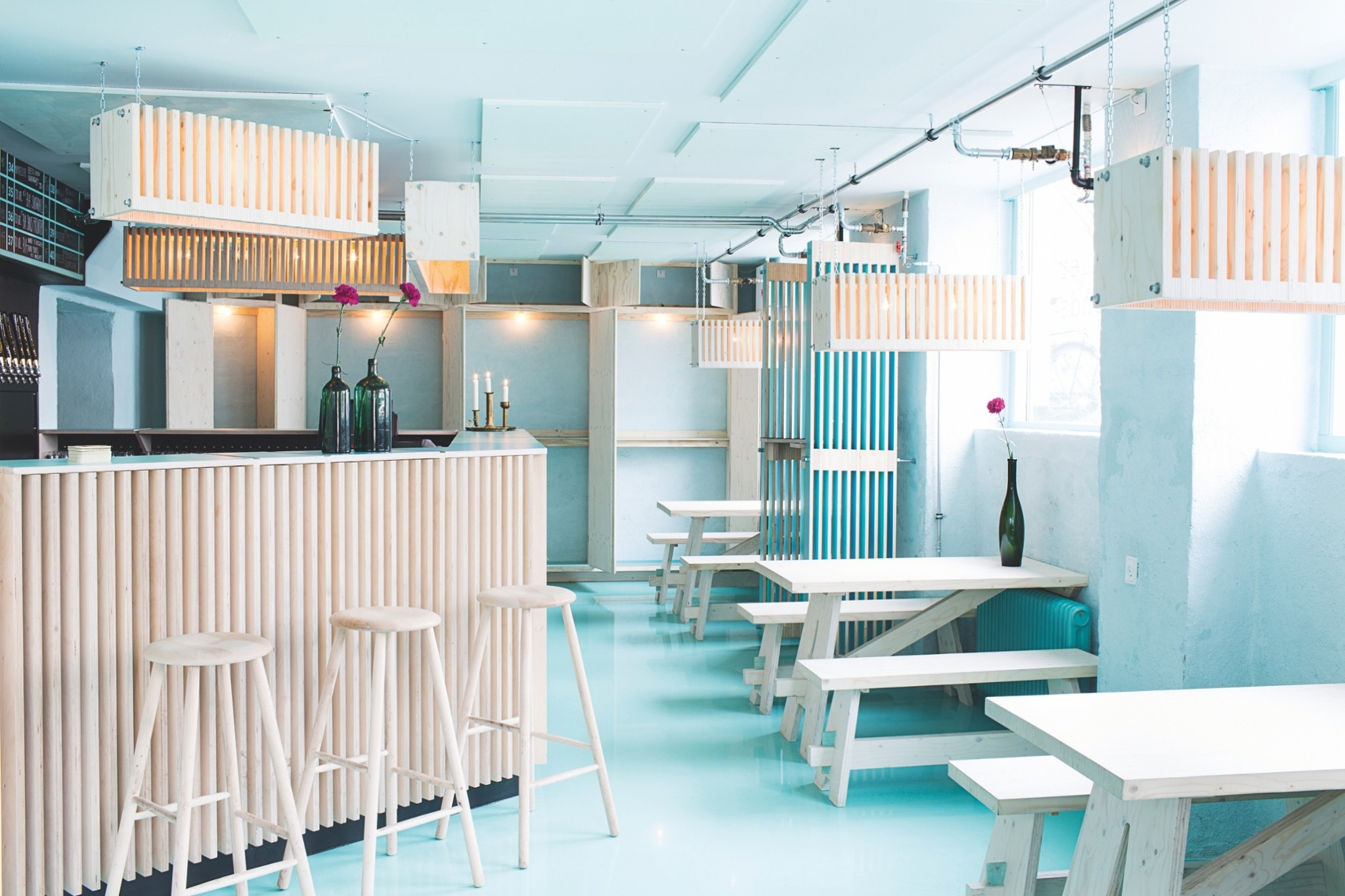 10 of the world's coolest restaurants bars
