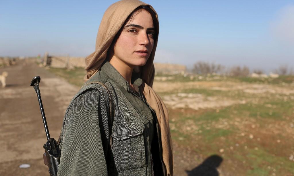 Kurdistan - Magazine cover