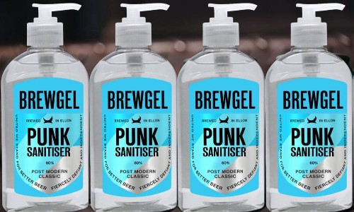 First batch of BrewDog hand sanitiser turned down by local hospital