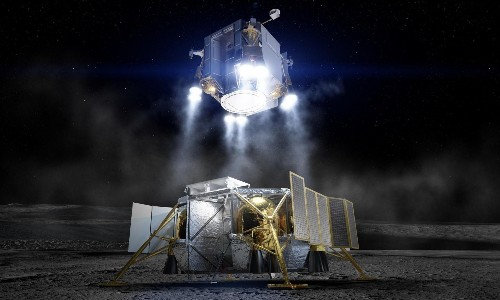 Spacewatch: Boeing proposes direct flights to moon in 2024
