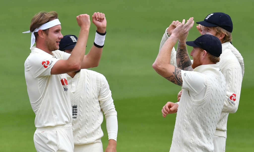 Stuart Broad says he considered England retirement after being dropped