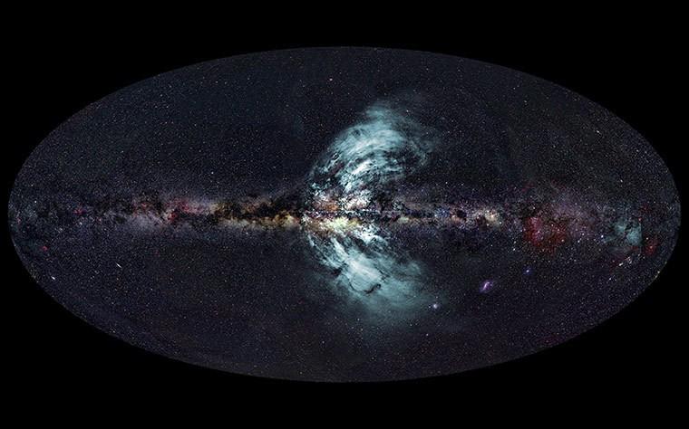 Space - Magazine cover