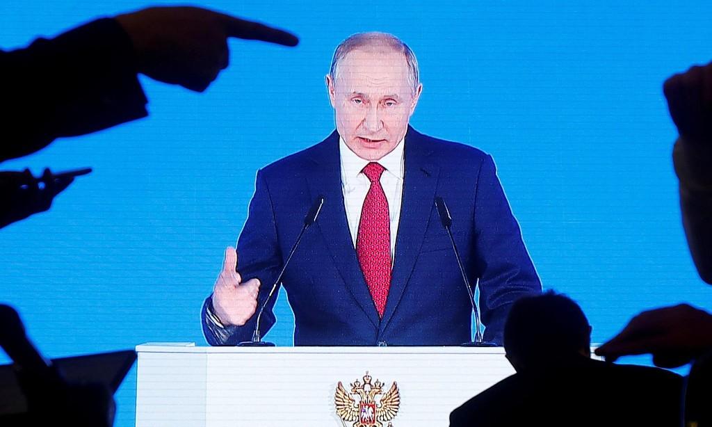 Russia Is Sad - Titel