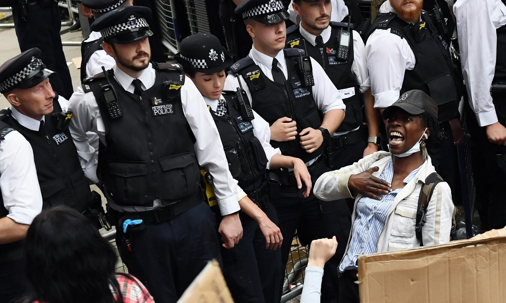 The racism that killed George Floyd was built in Britain