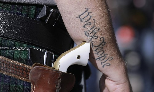 'Dying of whiteness': why racism is at the heart of America's gun inaction