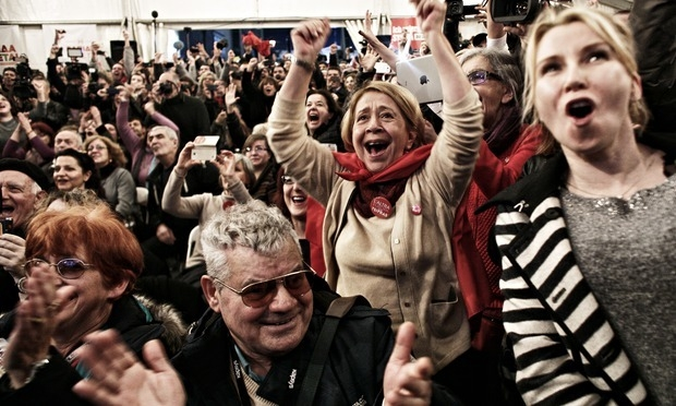Syriza's historic win puts Greece on collision course with Europe