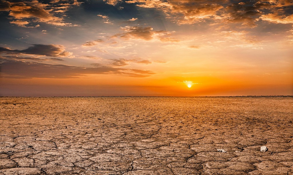 CO2 in Earth's atmosphere nearing levels of 15m years ago