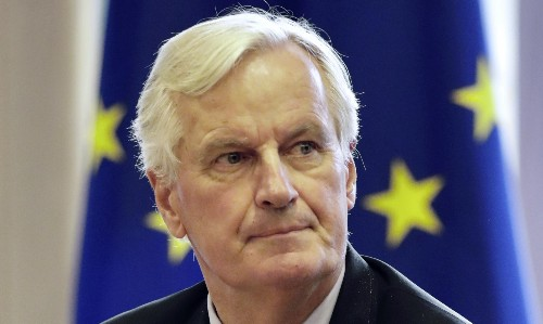 'We cannot change what we are': Michel Barnier stares down Tory threats