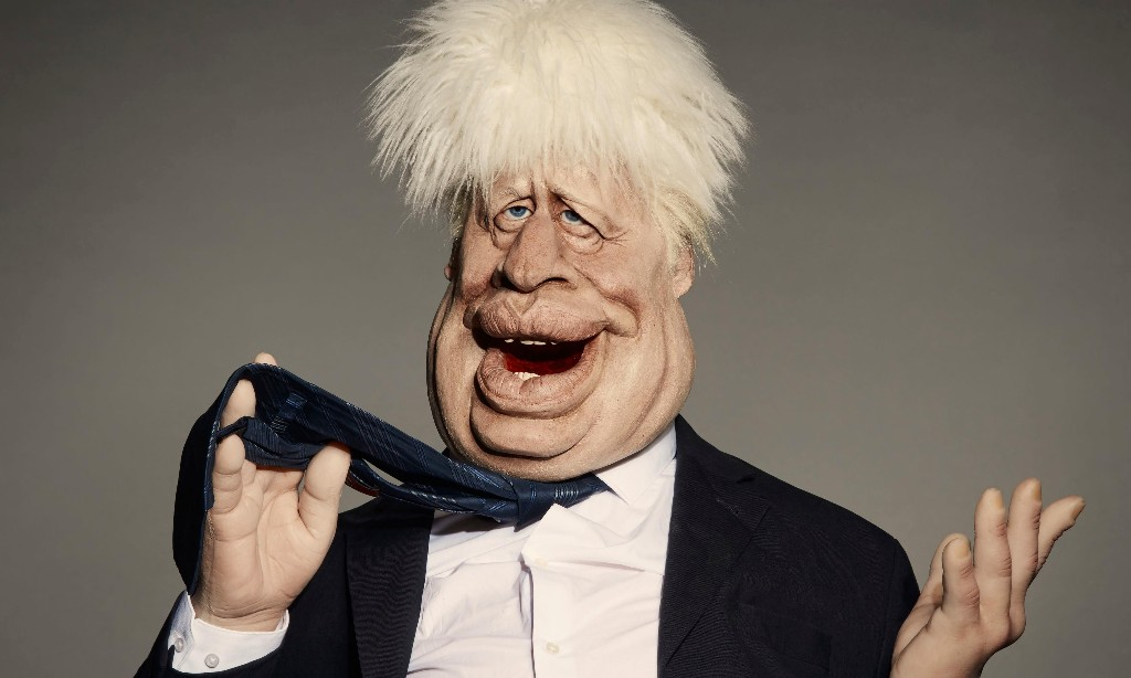 Johnson, Cummings and Prince Andrew among new Spitting Image puppets