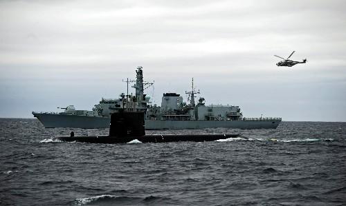 Swedish navy returns to vast underground HQ amid Russia fears