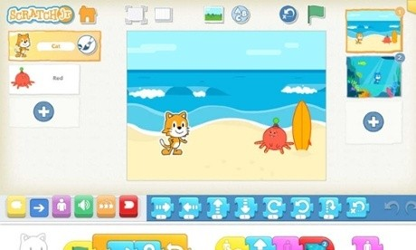MIT's ScratchJr iPad app encourages children to 'code to learn'