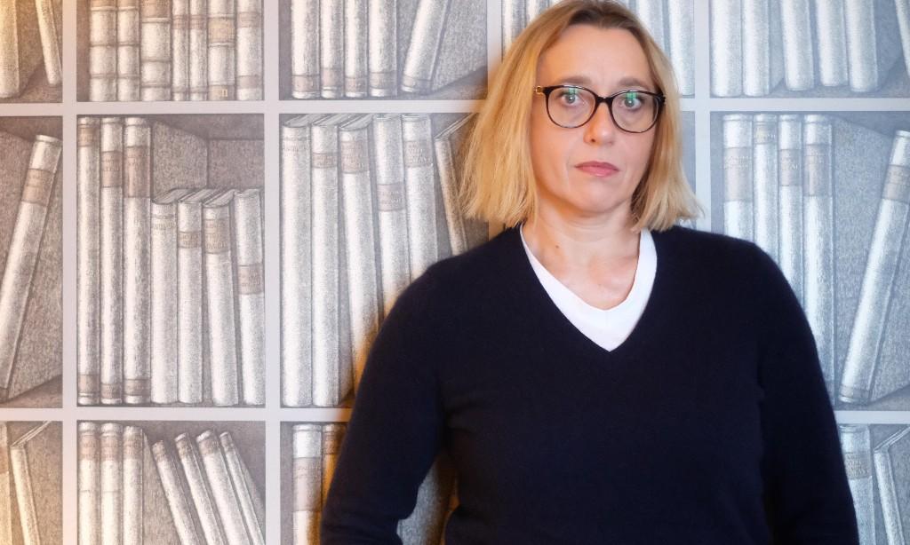 Virginie Despentes: 'Charles Bukowski is my comfort read. He makes me feel good'