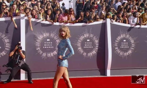 Taylor Swift, coming to terms with never-ending scrutiny