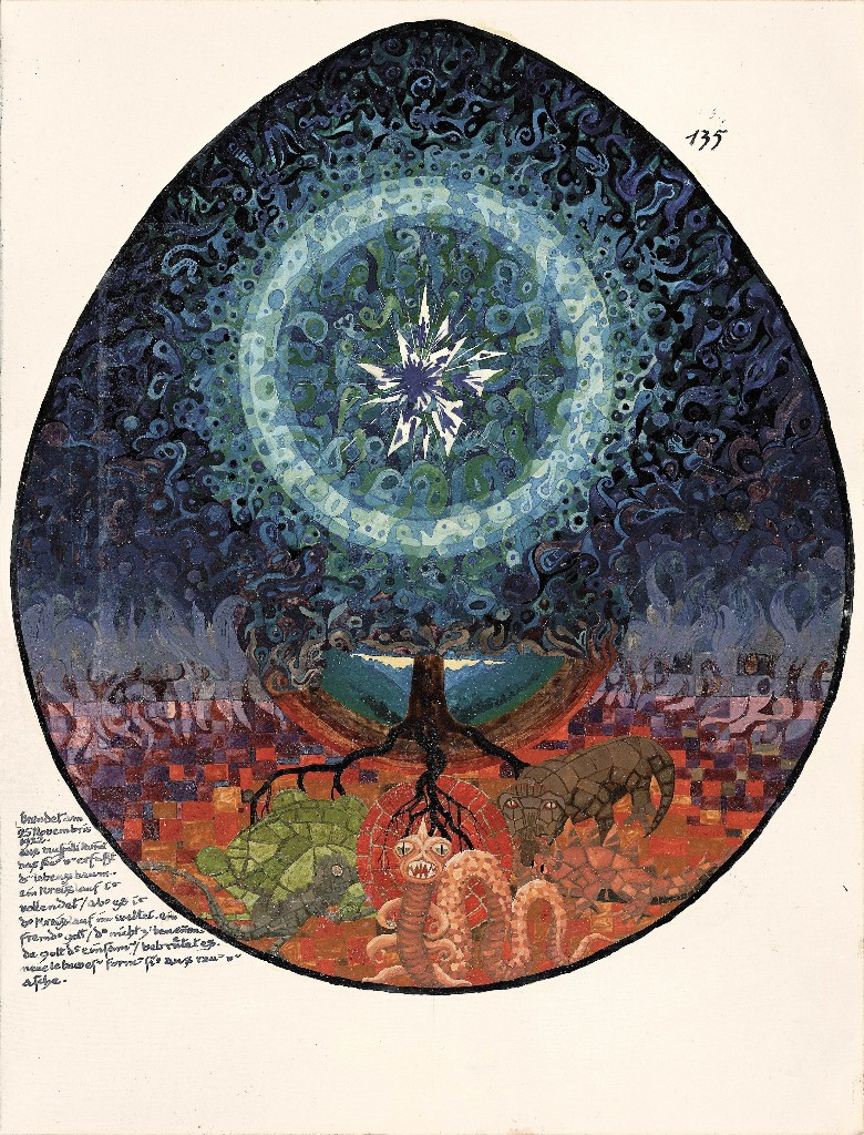 C.G. Jung's The Tree of Life: from Norse gods to eastern mysticism