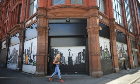 The great reinvention of Manchester: 'It's far more pleasant than London'