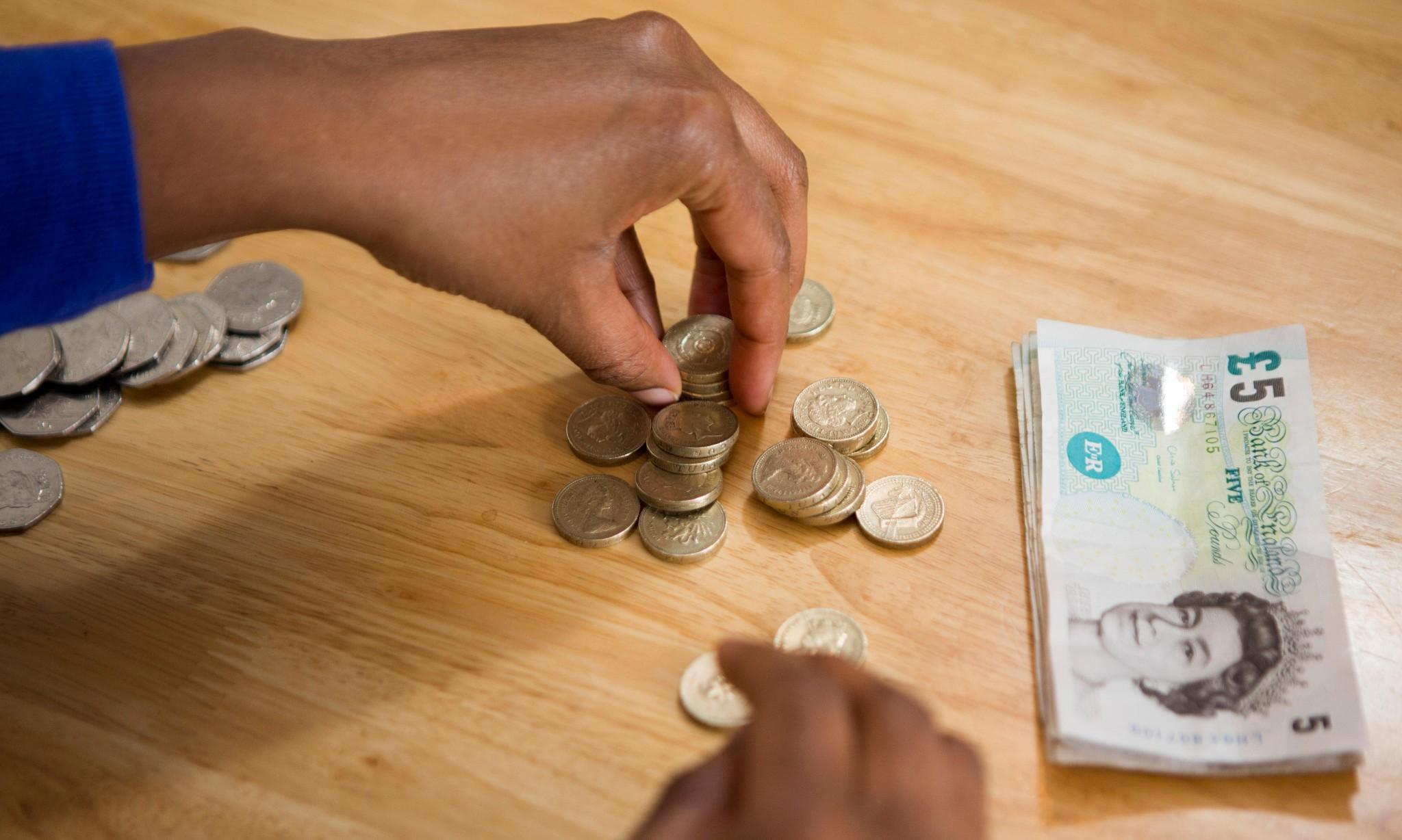 UK living standards return to pre-financial crash levels
