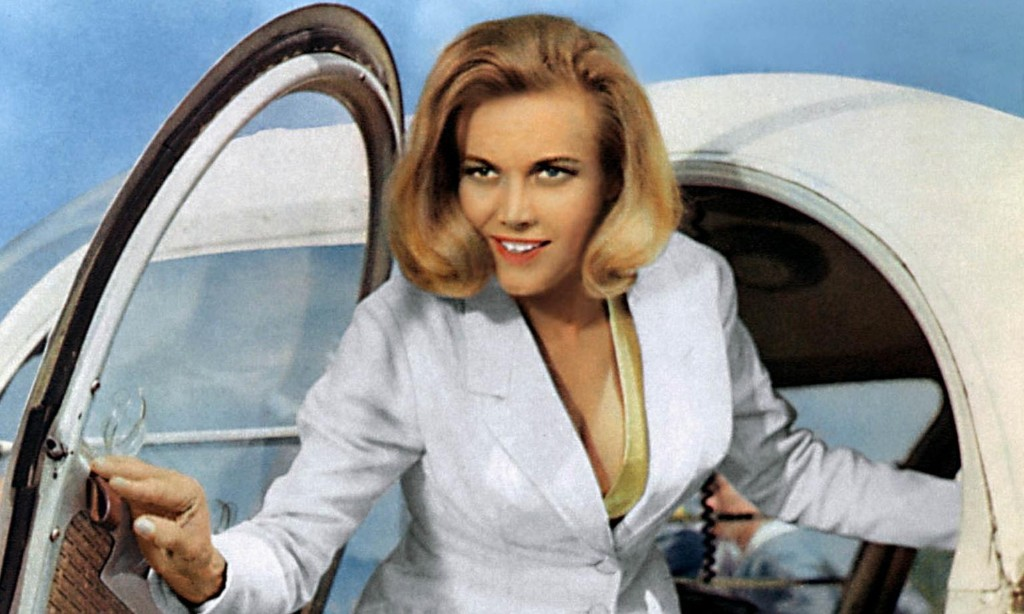 Honor Blackman: elegant and witty star who never took herself too seriously