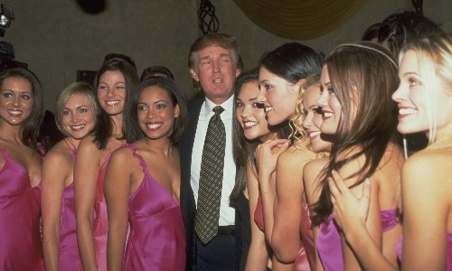 All the President's Women review: Donald Trump, sexual predator