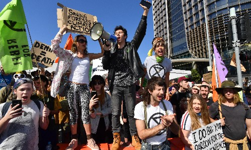 'Incredibly worrying': legal fight looms around Australia over clampdown on protest