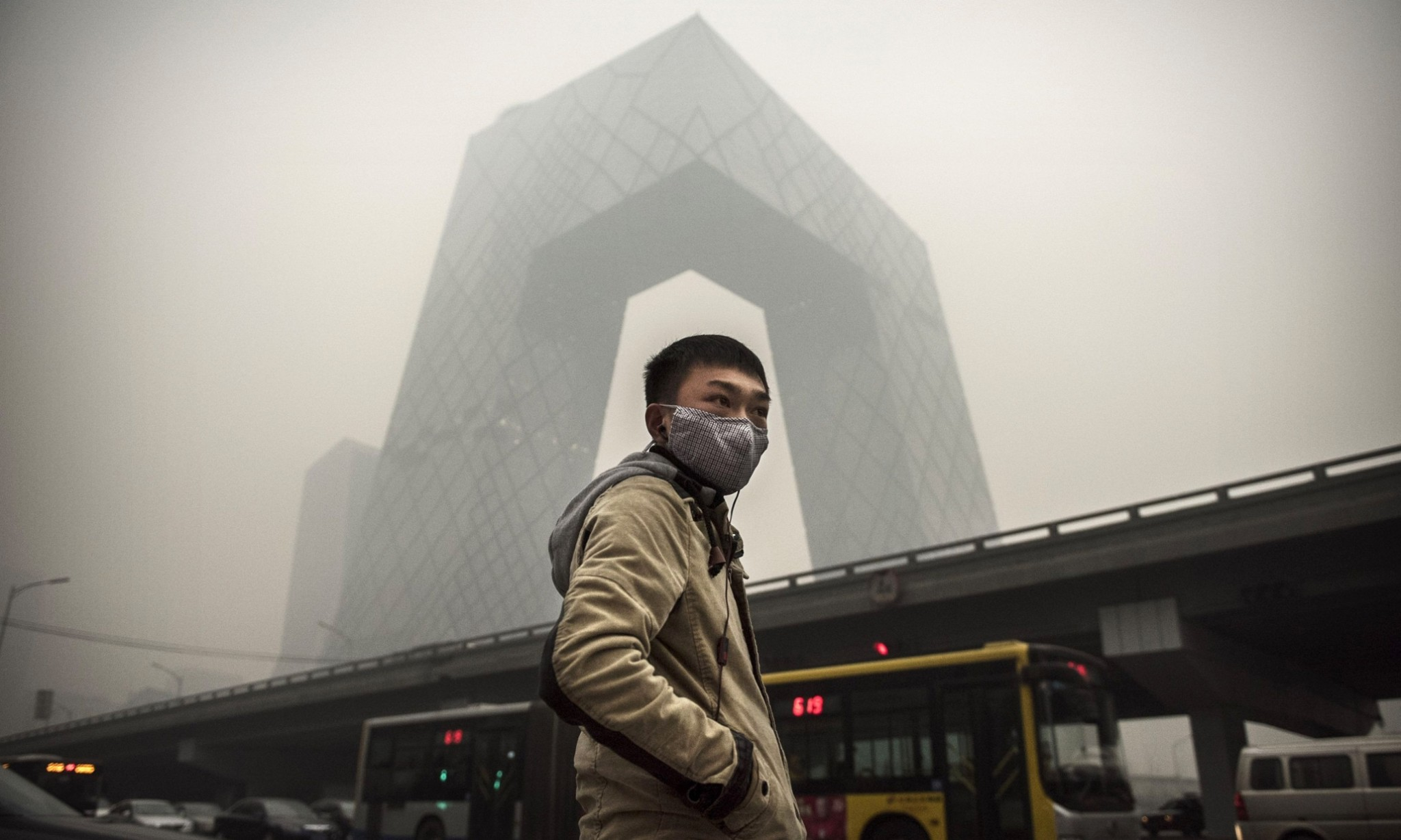 Inside Beijing's airpocalypse – a city made 'almost uninhabitable' by pollution