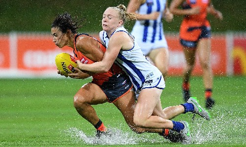 AFLW season up in air after bargaining agreement fails to pass player vote