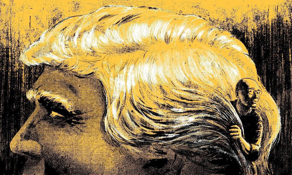 Testgruppe - Magazine cover