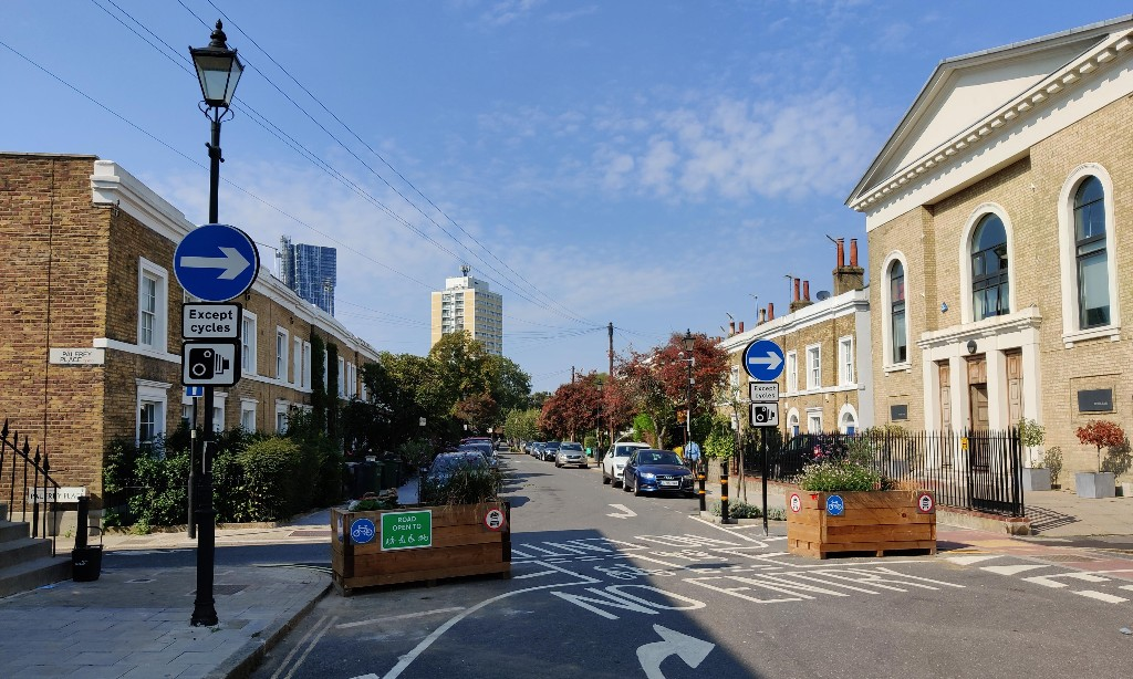 The new road rage: bitter rows break out over UK's low-traffic neighbourhoods