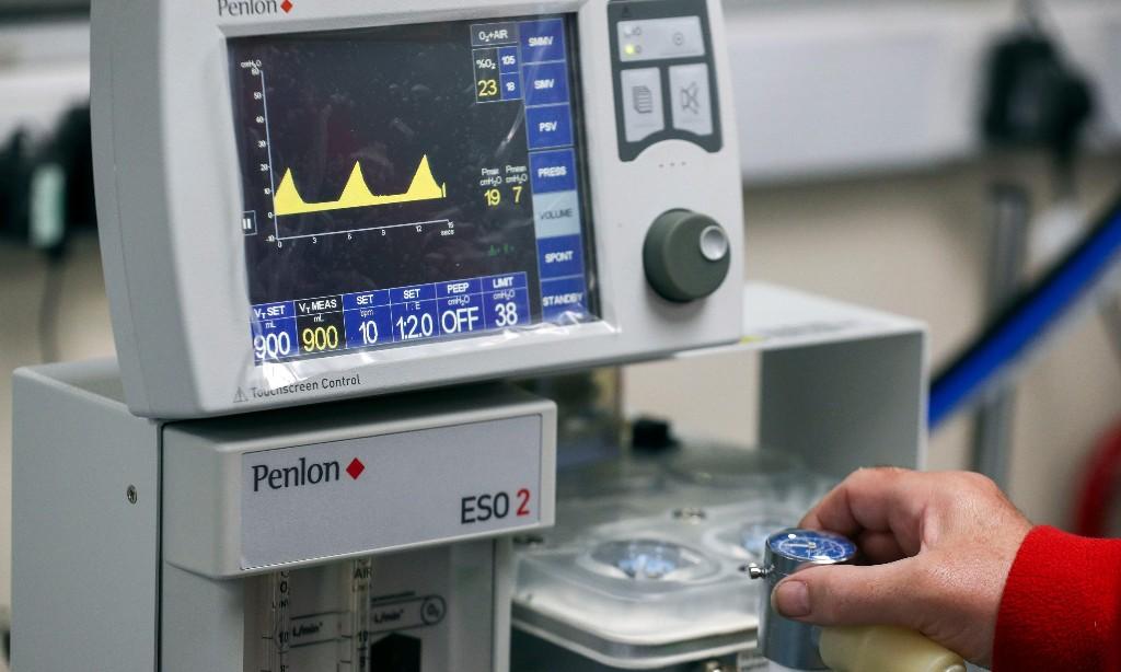 UK manufacturers to export surplus medical ventilators