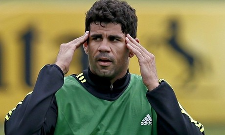 Diego Costa completes £32m Chelsea move from Atlético Madrid