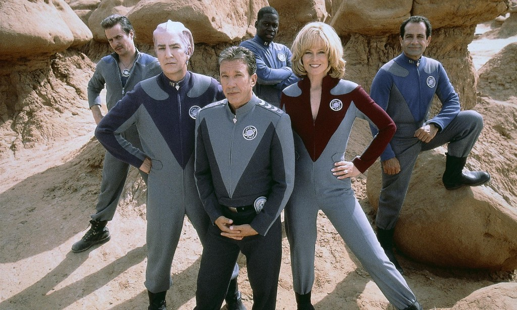 TV tonight: a journey into the bizarre world of Galaxy Quest