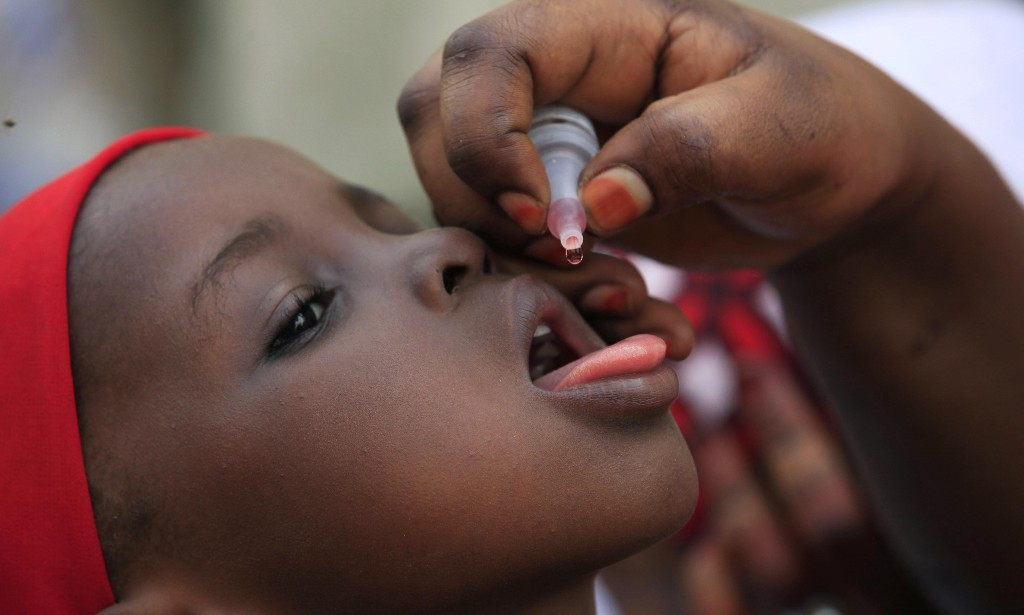 Africa's year free of polio is giant step towards eradication