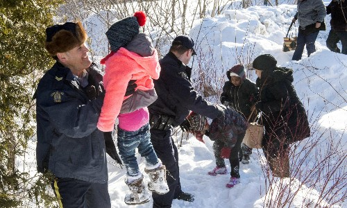Canada registers sixfold increase in US citizens seeking asylum in 2017