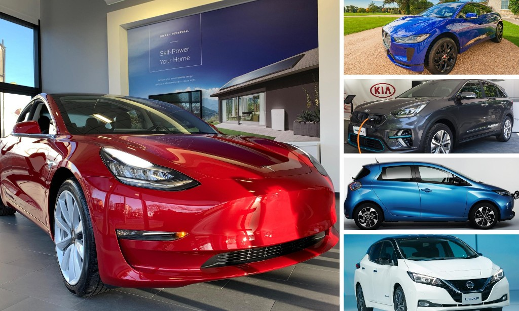 Electric cars: five best buys, from new models to used bargains